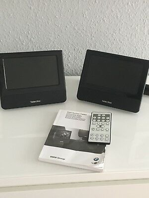 DVD-System Tablet BMW Group