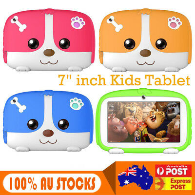 """7"""" Tablet PC for Education Kids Android 6.0 Quad Core 8GB Camera Bluetooth WiFi"""