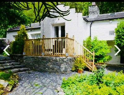 4* Holiday Cottage Lake District Ambleside , self catering,sleeps 2