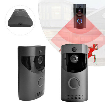 New Wireless Smart WiFi Doorbell Ring Video Camera Phone Intercom Home Security