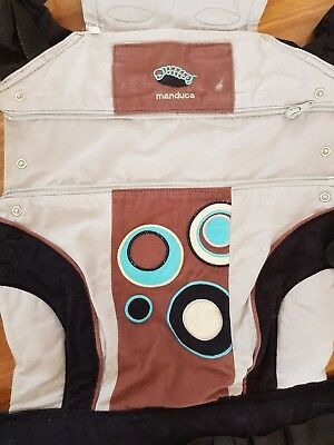 Manduca Baby Carrier EUC limited edition colour