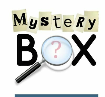 Mysteries Box! $100 ALL NEW - *Anything Possible* No Junk or Trash! Xmas gift!