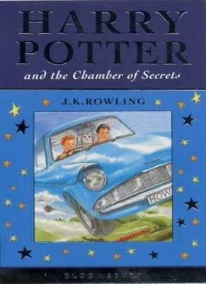 Harry Potter and the Chamber of Secrets (Book 2): Celebratory Edition By J. K.