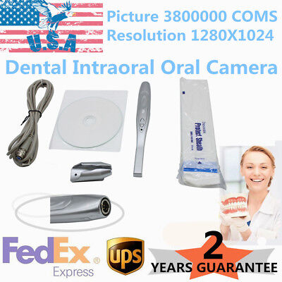 PRO SONY CCD HD Dental Intraoral Oral Camera USB 2.0 Intraoral System USA  STOCK