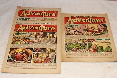 3  Adventure  Comics....1952....lots + Lots  More  Today / This  Week..lot 10