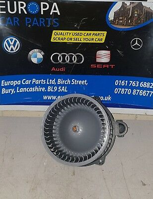 Kia Hyundai 2015-Onwards Heater Blower Motor Fan D316Nffla