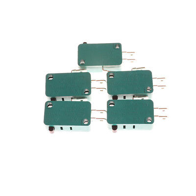 5Pcs Normally Open Close Limit Switch KW7-0 15A 16A Micro Switch  Lf