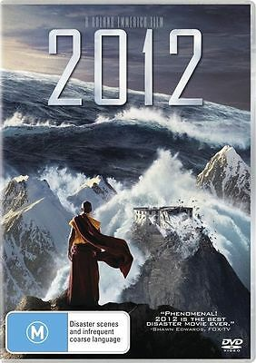 2012 (Dvd, 2010) Region-4- New And Sealed-Free Post In Australia