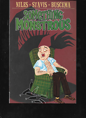 Something Monstrous! by Steven Niles and R. H. Stavis 2011, TPB IDW OOP