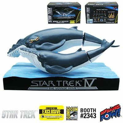 Bif Bang Pow! Star Trek IV Whales with Spock Bobble Head Convention Exclusive