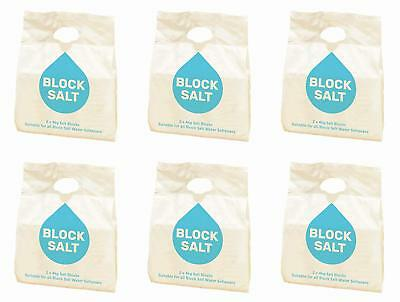 Harvey's Salt Blocks 6 = 12 Block's for All Water Softeners NEXT DAY DELIVERY