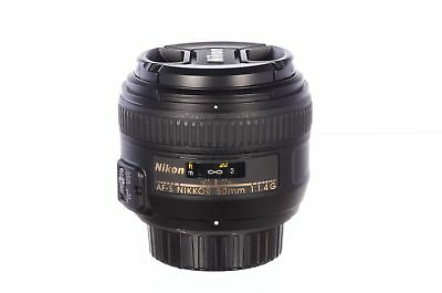 Nikon 50mm f1.4 AF-S G, stunning! 6 month guarantee.
