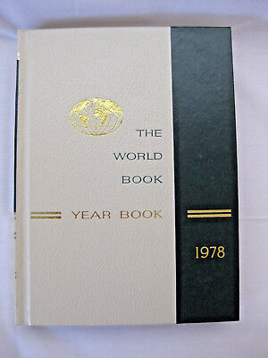The World Book Year Book 1978 - A Review of Events in 1977