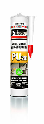 Mastic PU 200 Joint collage RUBSON - 280 ml - gris - 1470879
