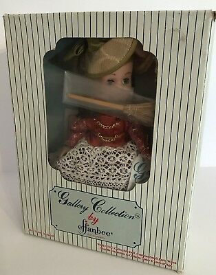 Effanbee Doll (NIB) Story Book Series MV108 Mother Goose Character (Echo)