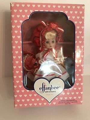 Effanbee Doll NIB Story Book Series V504 Red Riding Hood Character (Echo)