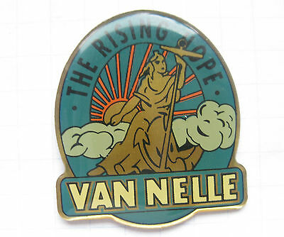 VAN NELLE / THE RISING HOPE  ......................  Tabak Pin (127a)