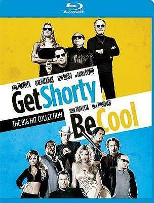 Get Shorty / Be Cool The Big Hit Collection Blu-ray DVD, Delroy Lindo,Steven Tyl