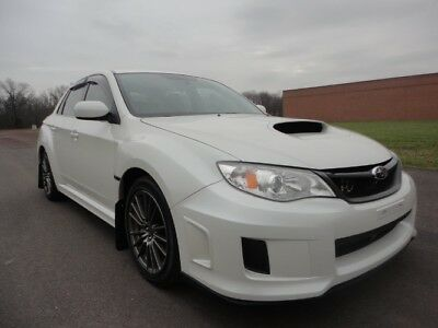 2013 Subaru WRX WRX 2013 SUBARU WRX SEDAN AWD 5 SPEED MANUAL SERVICED CLEAN CARFAX WE FINANCE