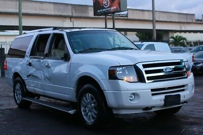 2014 Ford Expedition Limited 2014 Ford Expedition Limited salvage, repairable, rebuildable , damage, fix