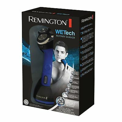 Remington Wet Tech Rotary Men's Electric Shaver Wet & Dry Waterproof Brand New