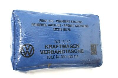 NEW GENUINE VW Volkswagen in car first aid bag kit 000093114