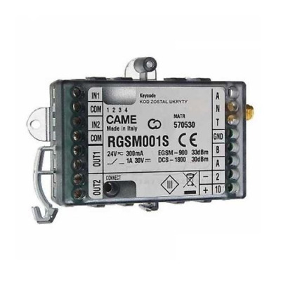 806Sa 0020 Came Module Gateway Gsm Standalone For Management Came Connect