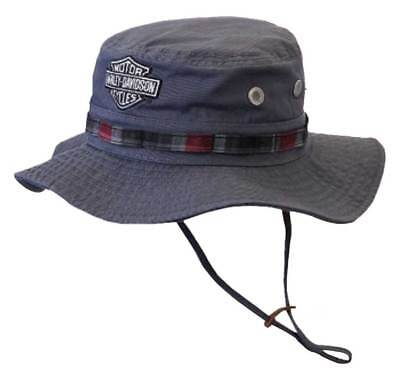 HARLEY-DAVIDSON MENS COTTON Twill Bucket Hat HD-403 -  37.95  3cf064f96f6b