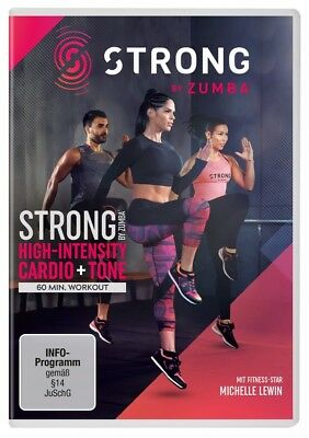 Michelle Lewin - Strong by Zumba, 1 DVD