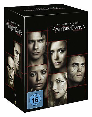 The Vampire Diaries 1-8 Komplette Staffel 1 2 3 4 5 6 7 8 Dvd Box Set Deutsch
