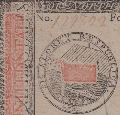 CC-96 *** PMG AU55 *** $45 January 14, 1779 Continental Colonial Currency Note