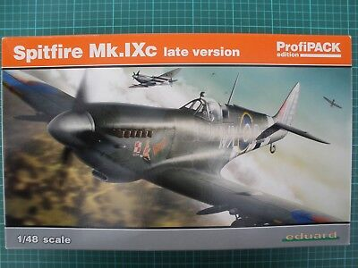 1/48 maquette avion EDUARD 8281 Spitfire Mk.IXc late version ProfiPack  Neuf