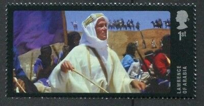 GB 2014 Great British Film - Lawrence Of Arabia - 1st class - MNH stamp