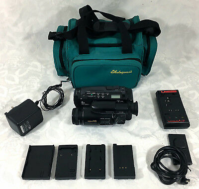 Sony CCD-TR705E Handycam Hi 8 Video Camcorder VGC Charger Bag Spares / Repairs