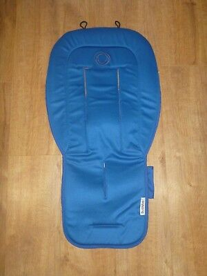 *bugaboo Royal Blue Universal Seat Liner! Fits Cameleon Cam 3, Fox, Bee, Donkey*