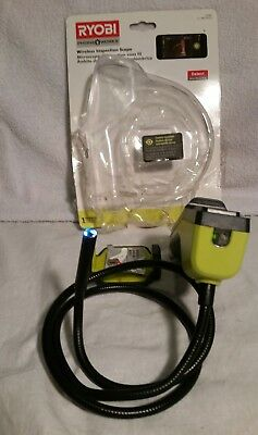 Ryobi ES5001 Phone Works Wireless Inspection Scope