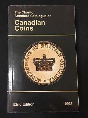 The Charlton Standard Catalogue of Canadian Coins - 1998 52nd Edition J17
