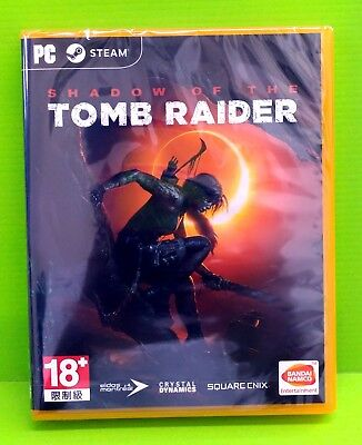 Pc Shadow Of The Tomb Raider Cinese Hk Ver