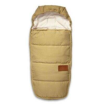 Joolz Day Sleeping Bag / Footmuff. Earth Collection Camel Beige
