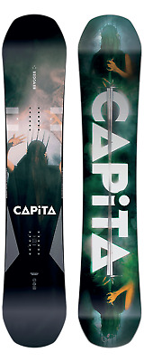 Capita defenders of awesome doa 156 the best snowboard ever 2019 new snowboard