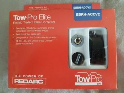 Tow-Pro Elite Electric Trailer Brake Controller V3 Automatic Controlled Truck