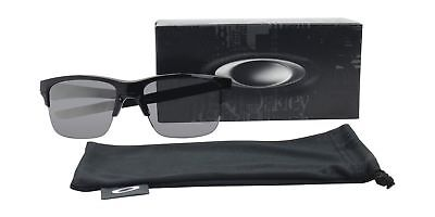 80d0e56d6d8 OAKLEY THINLINK SUNGLASSES Black Iridium OO9316-03 63mm 9316-03 ...