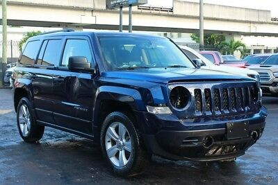 2016 Jeep Patriot Sport 4dr SUV 2016 Sport 4dr SUV Used 2.4L I4 16V Automatic FWD SUV