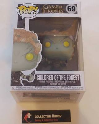 Funko Pop! Game of Thrones 69 Children of the Forest Pop Vinyl Action Figure