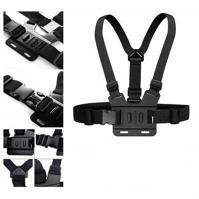 Chest Strap Harness Mount Ajustable for GoPro HD Hero 1 2 3 3+ 4 Camera