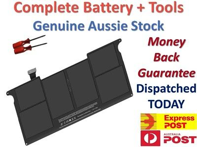 "Genuine Original Battery for Apple Macbook Air 11"" A1370 , 2011 A1406 A1495"