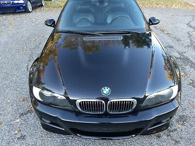 2002 BMW M3  2002 BMW M3 - 87,041 miles - California car - Two owners
