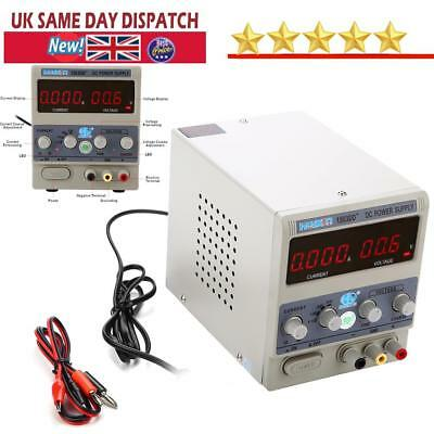 220V 1-3A Precision Adjustable DC Power Supply Digital Display for Phone Repair