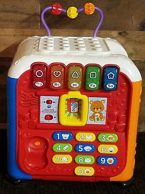 Vtech Ultimate Alphabet Activity Cube V Tech 80 505000 Best