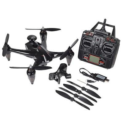 WIFI RC GW198 5G 2.4G Remote Drone W/ 720P Camera GPS FPV Brushless Helicopter